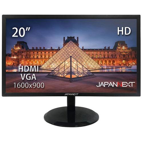 JAPANNEXT JN-T200HD [75Hz 20型 ワイドHD LED液晶モニター]