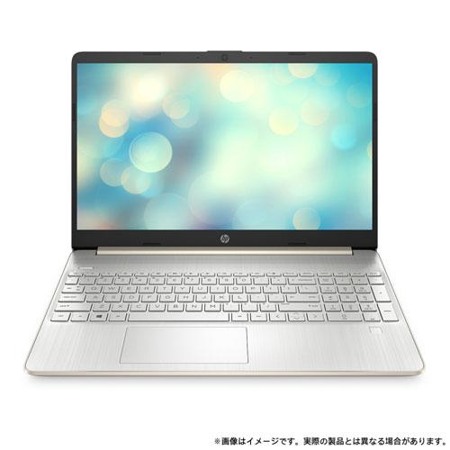 HP 206M3PA-AAAA [HP 15s-fq0000(Cel 4GB 128GB モダンゴールド)]