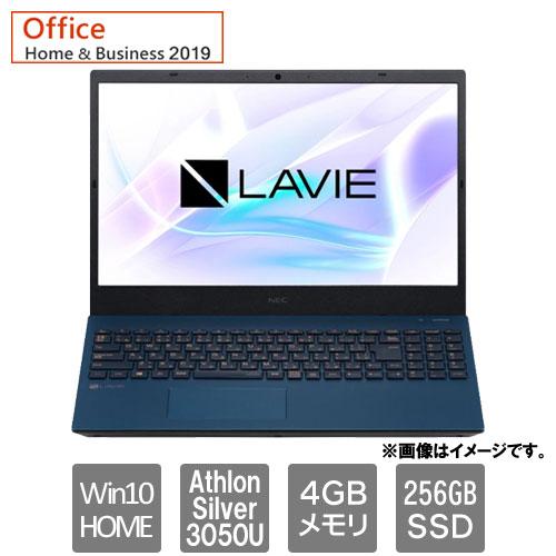NEC PC-N1515AAL [LAVIE N15 - N1515/AAL(Athlon Silver 3050U 4GB SSD256GB Win10H 15.6 H&B ネイビーブルー)]