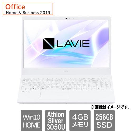 NEC PC-N1515AAW [LAVIE N15 - N1515/AAW(Athlon Silver 3050U 4GB SSD256GB Win10H 15.6 H&B パールホワイト)]