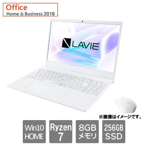 NEC PC-N1565AAW [LAVIE N15 - N1565/AAW パールホワイト]