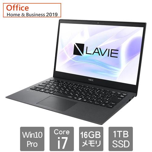 NEC PC-GN1863YJYAAFC6YDA [LAVIE Direct PM (Core i7 16GB SSD1TB Win10Pro64 13.3 H&B2019)]
