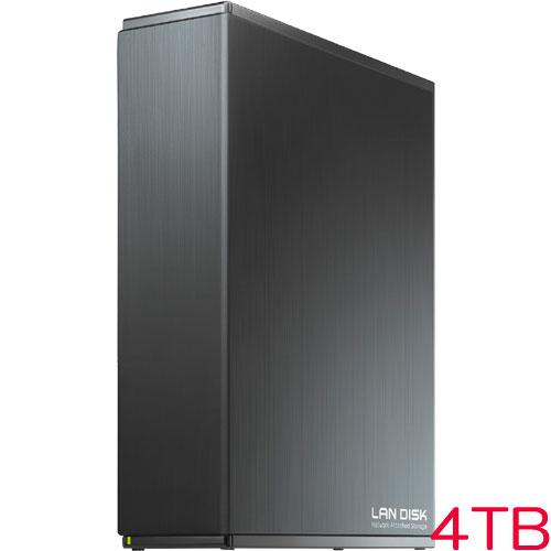 アイオーデータ HDL-TA4/E [ネットワーク接続ハードディスク(NAS)  4TB]