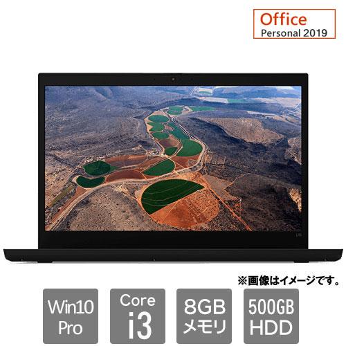 レノボ・ジャパン 1208409 20U3S0ED00 [ThinkPad L15 (Core i3 8GB HDD500GB Win10Pro64 15.6HD Personal2019)]