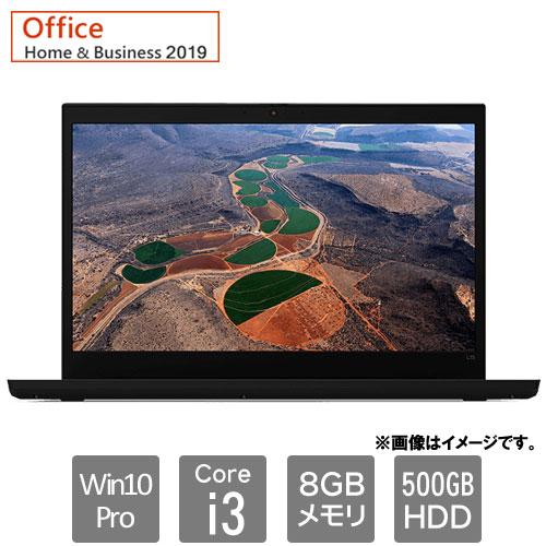 レノボ・ジャパン 20U3S0EE00 [ThinkPad L15 (Core i3 8GB HDD500GB Win10Pro64 15.6HD H&B2019)]