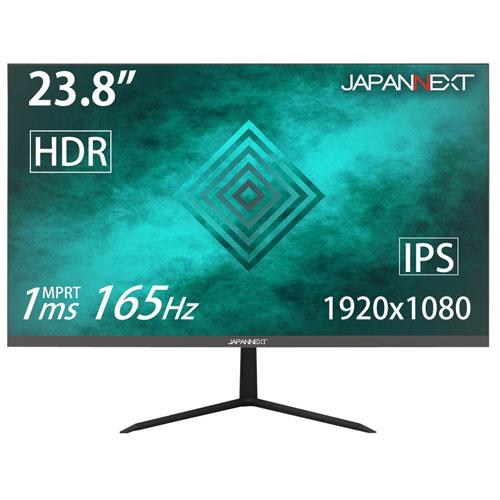 JAPANNEXT JN-IPS24165GMFHDR [165Hz MPRT1ms HDR対応 23.8型フルHDゲーミングモニター]