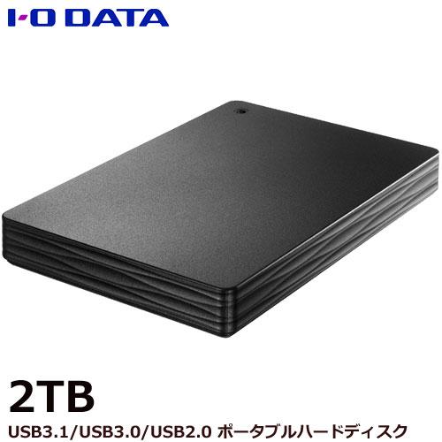 アイオーデータ HDPH-UT2KR/E