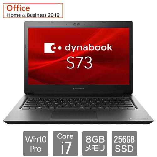Dynabook A6S7FRE2D231 [dynabook S73 FR (Core i7 8GB SSD256GB 13.3HD Win10P H&B2019)]