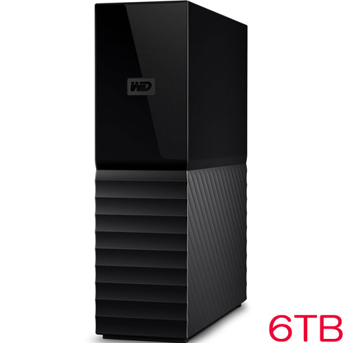 WDBBGB0060HBK-JESE [My Book (2020) USB 3.0 6TB ブラック]