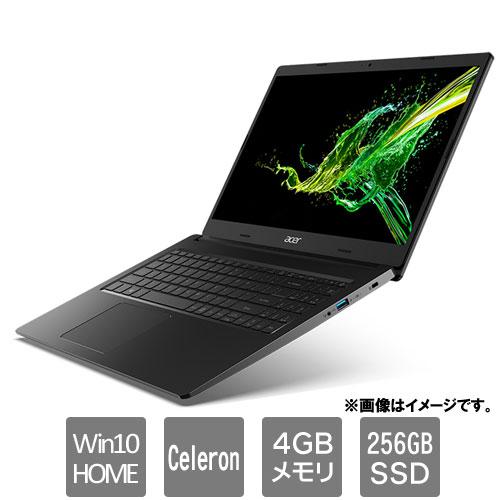 エイサー Aspire 3 [A315-34-A14U/K (Celeron 4GB SSD256GB 15.6FHD Win10H ブラック)]