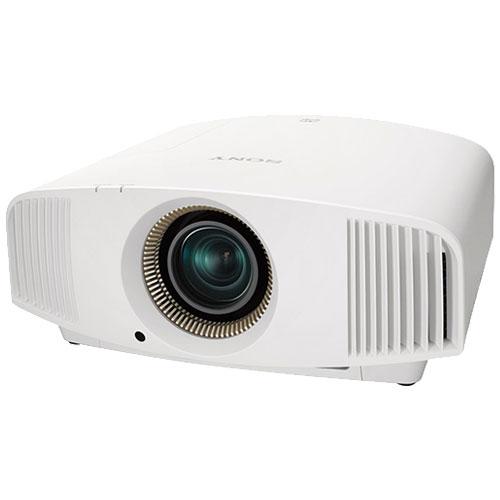 ソニー(SONY) VPL-VW575/W [4K対応ビデオプロジェクター プレミアムホワイト]