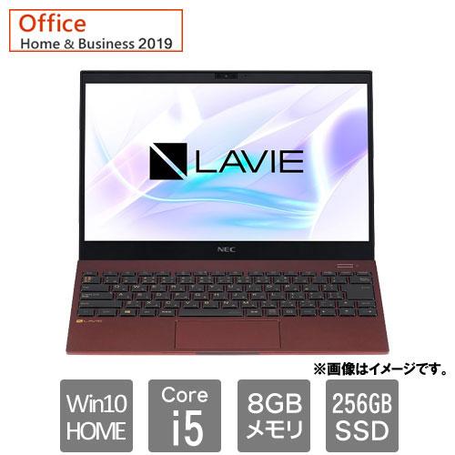 NEC PC-PM550SAR [LAVIE Pro Mobile PM550 SAR (Core i5 8GB SSD256 13.3 Win10H H&B2019 クラシックボルドー)]