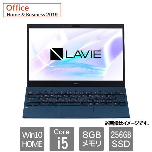 NEC PC-PM550SAL [LAVIE Pro Mobile PM550 SAL (Core i5 8GB SSD256GB 13.3 Win10H H&B2019 ネイビーブルー)]