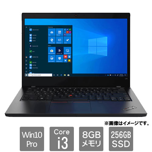 レノボ・ジャパン 20U1002RJP [ThinkPad L14 (Core i3 8GB SSD256GB W10P 14)]