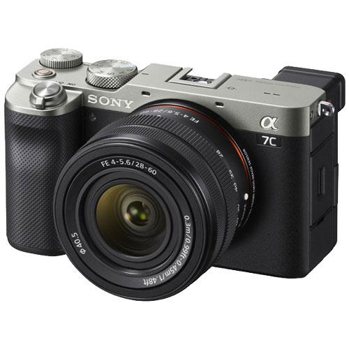 デジタル一眼カメラα Eマウント ILCE-7CL/S [デジタル一眼カメラ α7C Zoom Lens Kit]