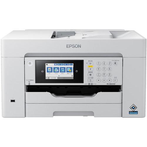 エプソン PX-M6010F [A3カラーIJ複合機/1段カセット/4.3型タッチパネル]