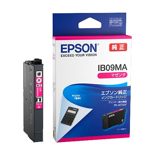 IB09MA [ビジネスインクジェット用 インクカートリッジ(マゼンタ)/標準]