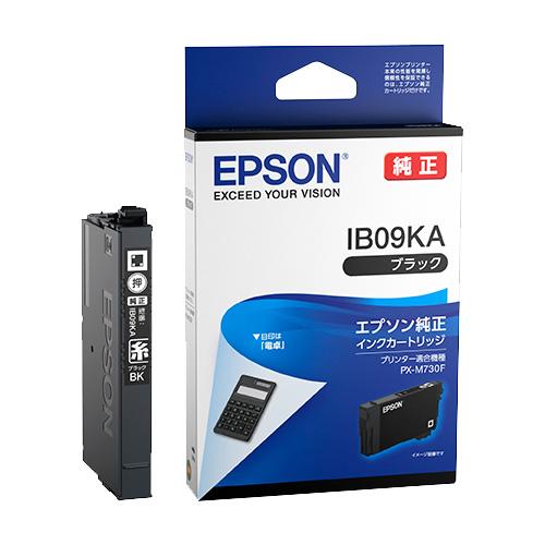 エプソン IB09KA [ビジネスインクジェット用 インクカートリッジ(ブラック)/標準]