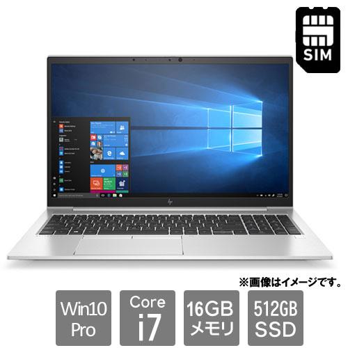 HP 22Y70PA#ABJ [HP EliteBook 850G7 (Core i7-10510U 16GB SSD512GB Win10Pro64 15FSV L N c)]