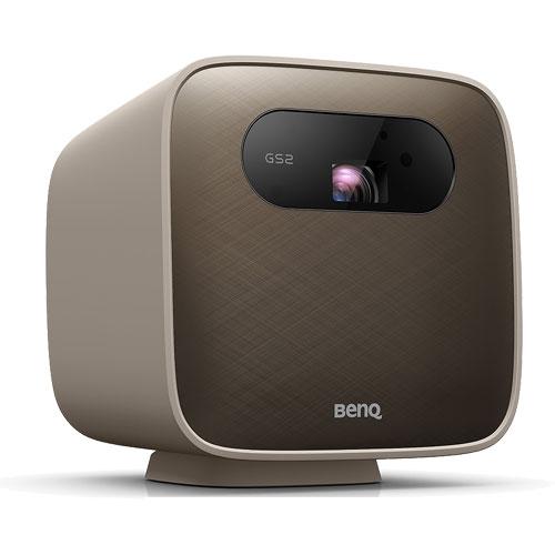 BenQ ★限定特価★DLP LED Projector GS2 [DLPポータブルLEDプロジェクター 1280x720) 500lm]