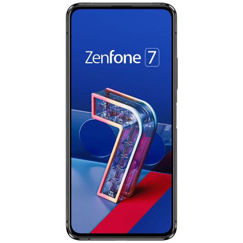 ASUS ZS670KS-BK128S8 [ZenFone 7 (6.67インチ/SD865/128G/8G)]