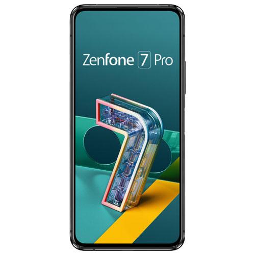 ASUS ZS671KS-BK256S8 [ZenFone 7 Pro (6.67/SD865P/256/8) ブラック]