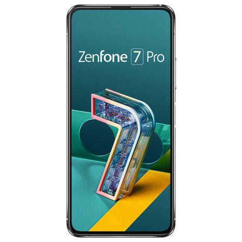 ASUS ZS671KS-WH256S8 [ZenFone 7 Pro (6.67/SD865P/256/8) ホワイト]