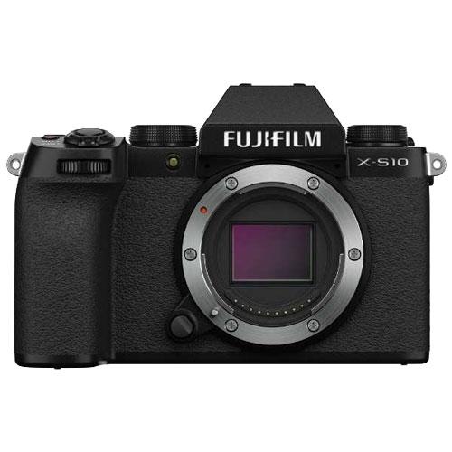 富士フイルム FUJIFILM F X-S10 [ミラーレスデジタルカメラ X-S10 ボディ]