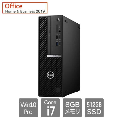 Dell DTOP073-005H3 [OptiPlex5080SFF(10P/8/10i7/512/SM/3Y/HB)]