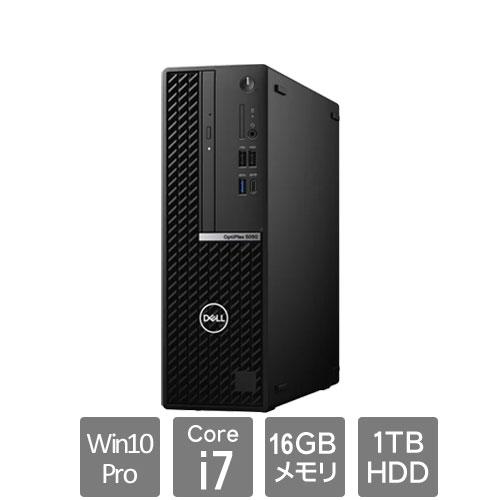 Dell DTOP073-E31N5 [OptiPlex5080SFF(10P/16/i7/1T/RW/5Y)]