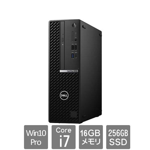 Dell DTOP073-F61N3 [OptiPlex5080SFF(10P/16/i7/256/RW/3Y)]