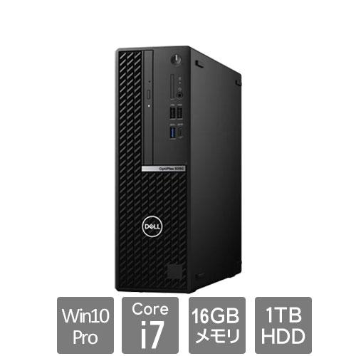 Dell DTOP073-E31N3 [OptiPlex5080SFF(10P/16/i7/1T/RW/3Y)]