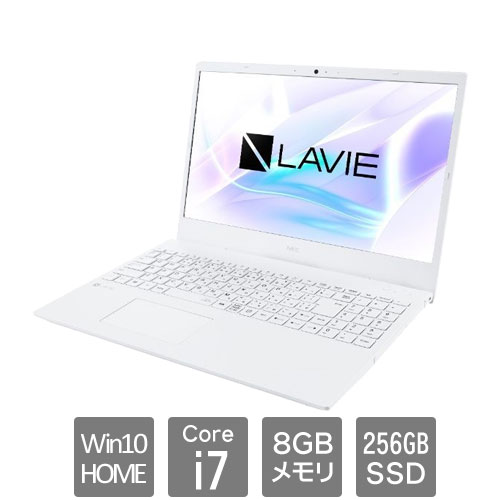 PC-SN186RLDH-C [LAVIE Smart N15 (Core i7 8GB SSD256GB 15.6FHD Win10Home64)]