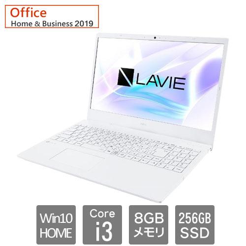 NEC PC-SN212RLDH-D [LAVIE Smart N15 (Core i3 8GB SSD256GB 15.6FHD Win10Home64 H&B2019)]