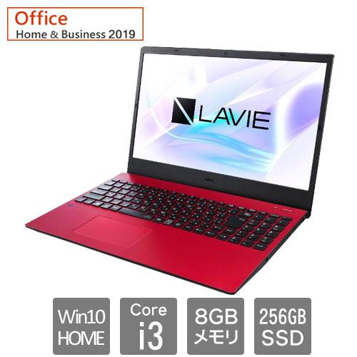 PC-SN212TLDH-D [LAVIE Smart N15 (Core i3 8GB SSD256GB 15.6FHD Win10Home64 H&B2019)]