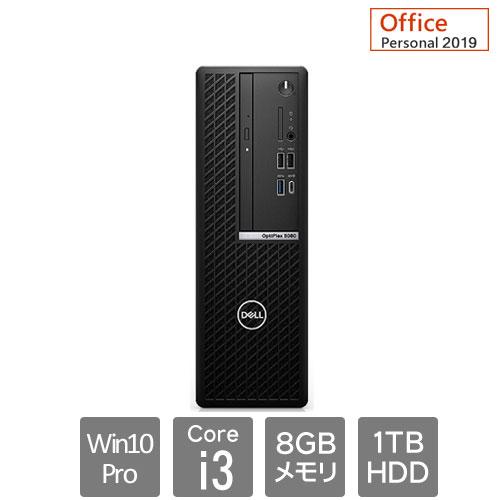 Dell DTOP073-A01P95 [OptiPlex5080SFF(10P/8/10i3/1T/RW/5Y/PE)]