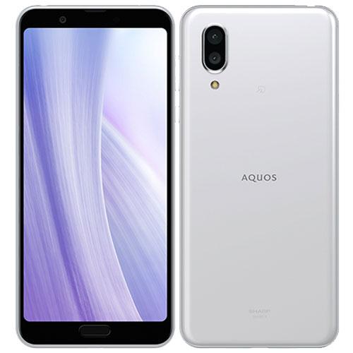 シャープ SH-M11X7-W  [AQUOS sense3 plus(And9 Snapdragon636 128GB 6GB 6.0 ホワイト)]