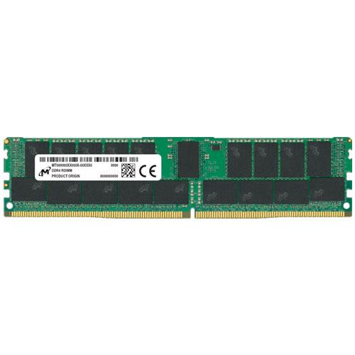 Micron MTA36ASF8G72PZ-2G9B1 [64GB DDR4-2933 (PC4-23400) ECC RDIMM 2R x4 CL21 1.2V 288pin]