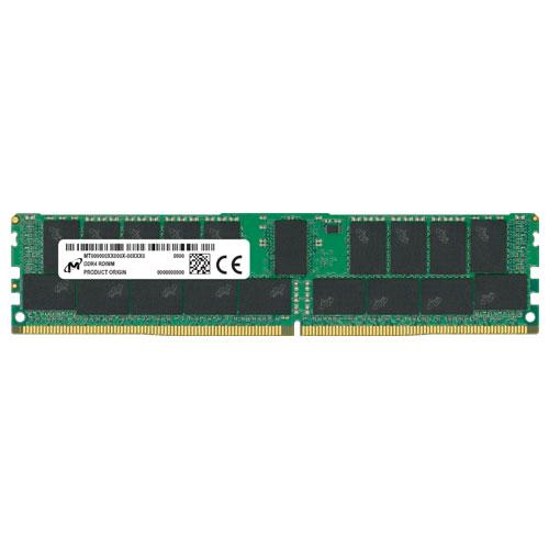 Micron MTA18ASF4G72PZ-2G9E1 [32GB DDR4-2933 (PC4-23400) ECC RDIMM 1R x4 CL21 1.2V 288pin]