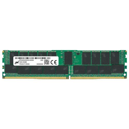 Micron MTA18ASF4G72PZ-3G2E1 [32GB DDR4-3200 (PC4-25600) ECC RDIMM 1R x4 CL22 1.2V 288pin]