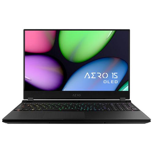ギガバイト AERO 15 OLED SB-8JP5130SH [i7-10875H/16GB/512GB SSD/15.6型 4K 有機EL/GTX 1660Ti/11ax/Win10 Home]