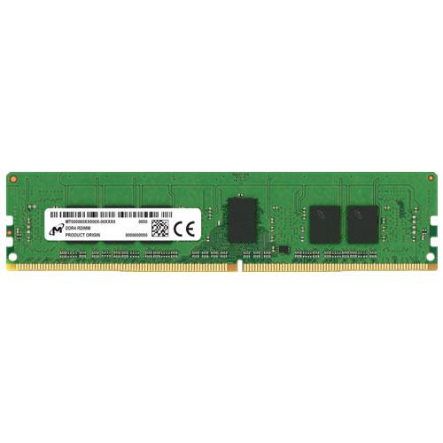 Micron MTA9ASF2G72PZ-3G2E1 [16GB DDR4-3200 (PC4-25600) ECC RDIMM 1R x8 CL22 1.2V 288pin]
