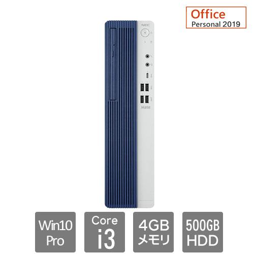 NEC Mate PC-MRL36LZ6AAS7 [ML(Core i3 4GB HDD500GB マルチ Personal2019 Win10Pro)]