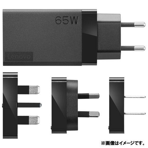 レノボ・ジャパン 40AW0065WW [65W USB Type-C トラベル ACアダプター]