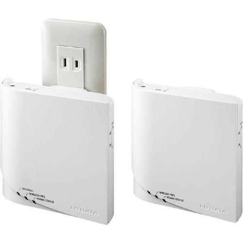 アイオーデータ WN-DX1300GNEX WN-DX1300GNEX [360コネクト搭載Wi-Fiメッシュルーター 親機1台+子機1台]
