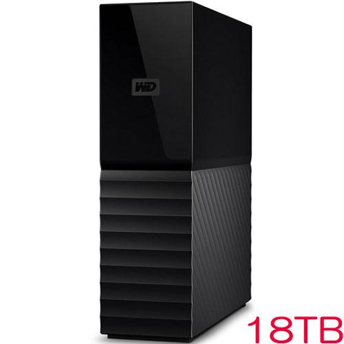 ウエスタンデジタル My Book WDBBGB0180HBK-JESE [MY BOOK 18TB BLACK]