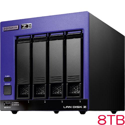 HDL4-Z19SATA HDL4-Z19SATA-8 [WS IoT2019 Storage Std NAS 8TB]