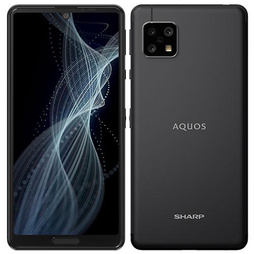 SH-M15X5-B [SIMフリー端末 AQUOS sense4(Snapdragon720 4GB 64GB 5.8 A10 ブラック)]