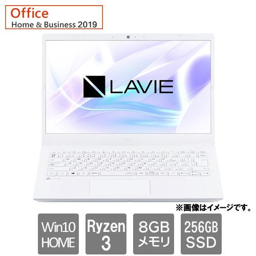 NEC PC-N1435BAW [LAVIE N14 - N1435/BAW (Ryzen 3 8GB SSD256GB Win10Home 14.0FHD H&B2019 パールホワイト)]