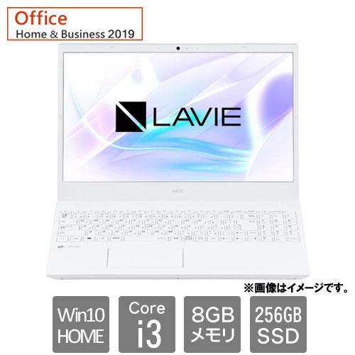 NEC PC-N1535BAW [LAVIE N15 - N1535/BAW (Core i3 8GB SSD256GB Win10Home 15.6FHD H&B2019 パールホワイト)]